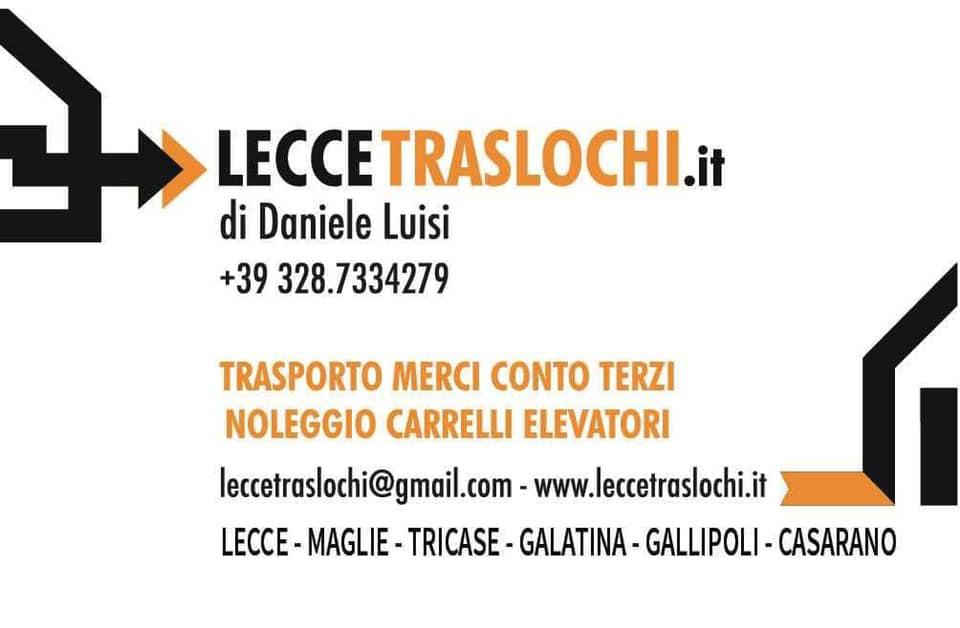Facchinaggio a Lecce