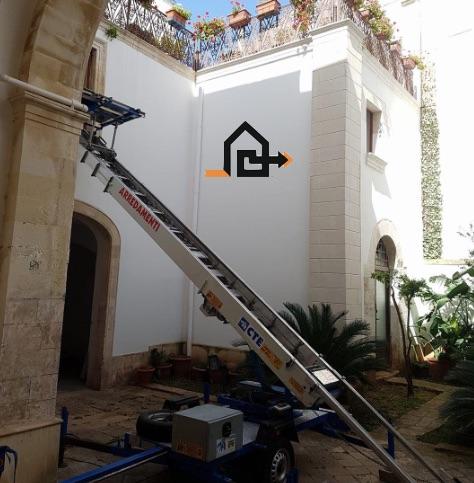 Noleggio Scale Aeree a Lecce